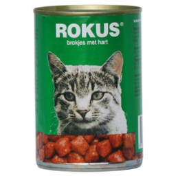 Rokus Kat Heart 400 gr.