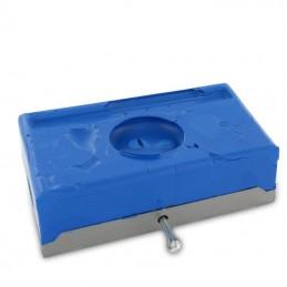 Krijtblok blauw
